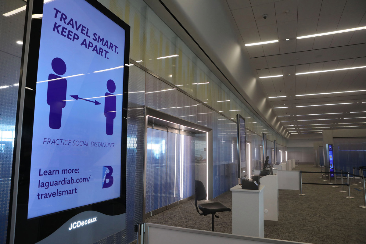 NYC airport travelers will face $50 fine for refusing to mask-up 1