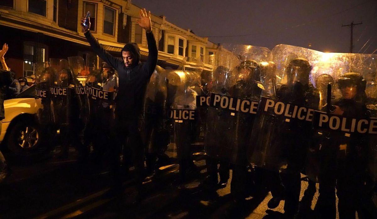 Protests flare in Philadelphia after police kill Black man 1