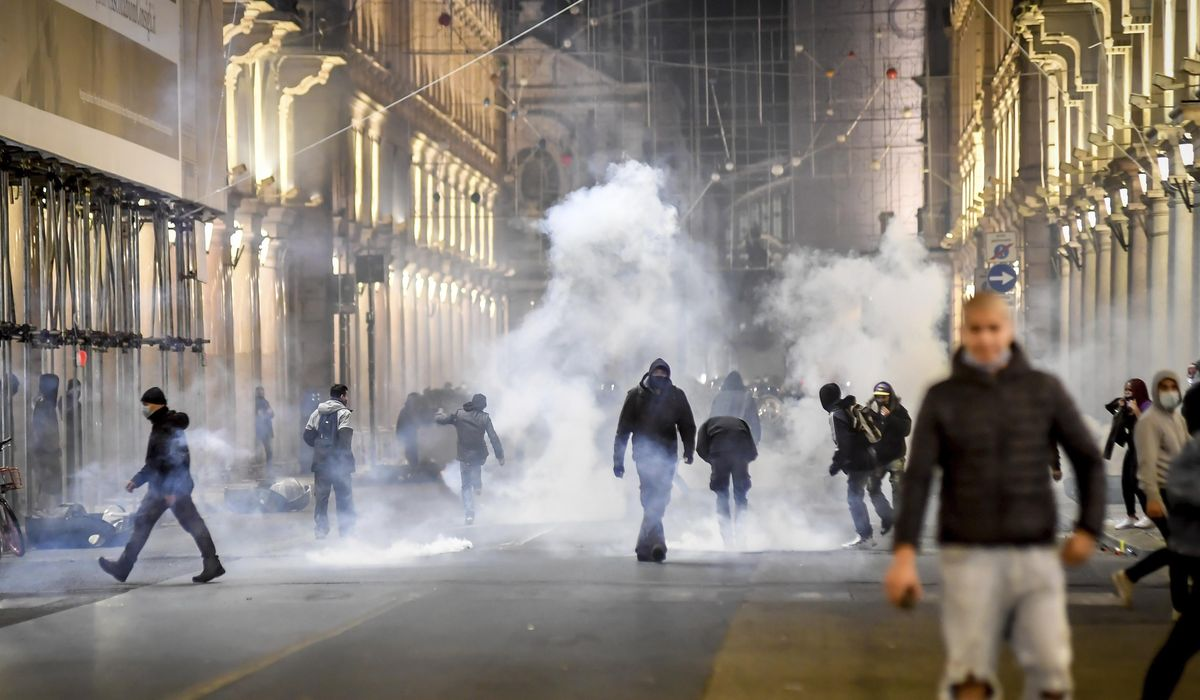 New protests loom as Europeans tire of virus restrictions 1