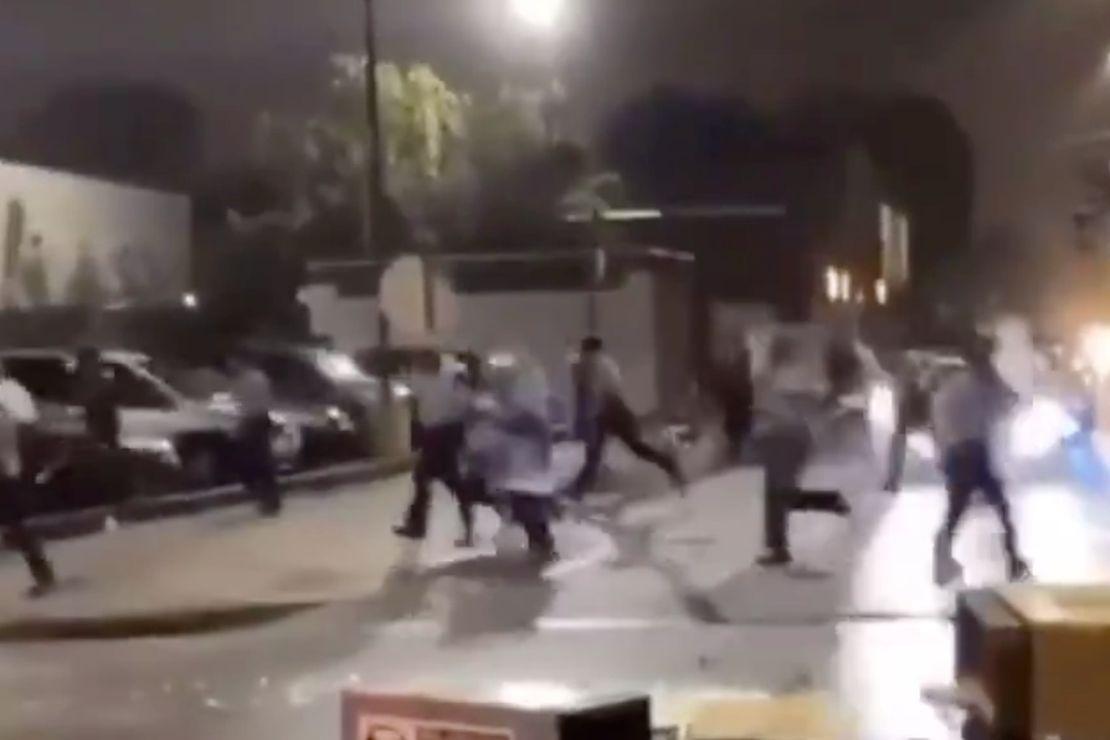 30 Police Officers Injured in Philadelphia Riot After Officers Shoot Armed Black Man 1