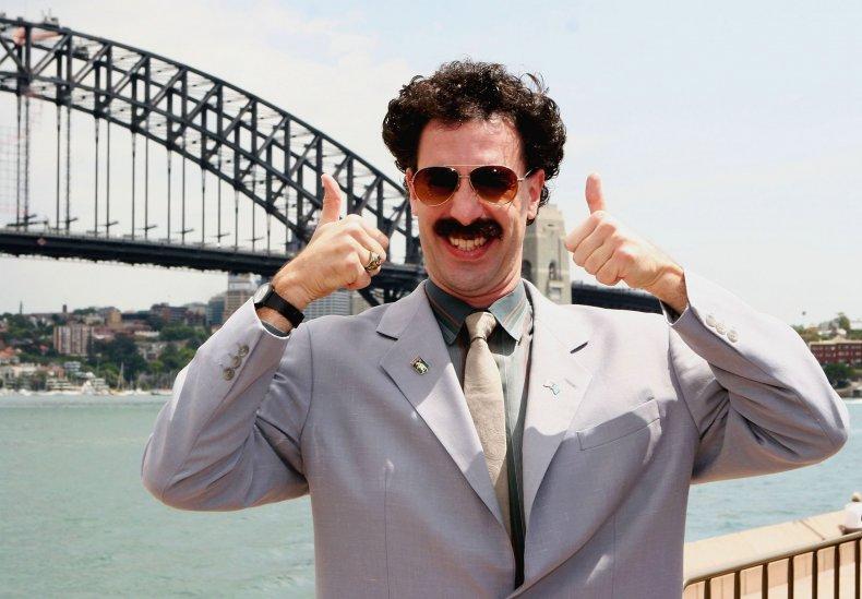 Very Nice! 'Borat' Sequel Garnered 1.6 Million Views During Opening Weekend 1