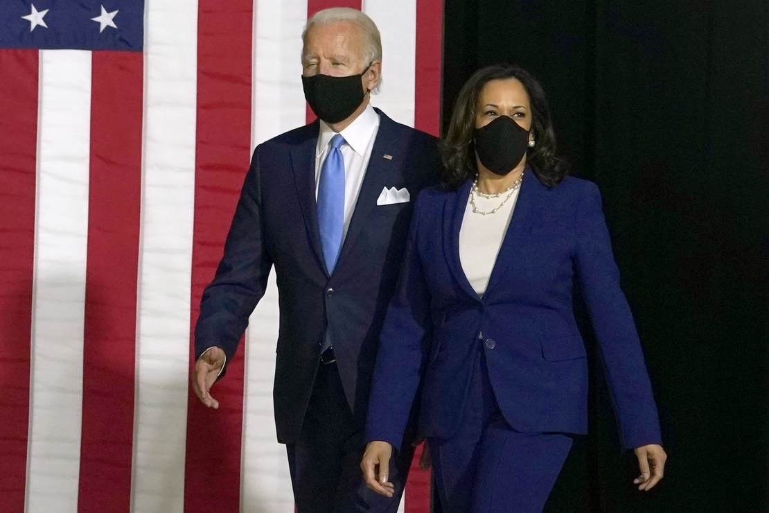 Mistake or Messaging? Joe Biden and Kamala Harris Say MILLIONS of Americans Died From COVID-19 1