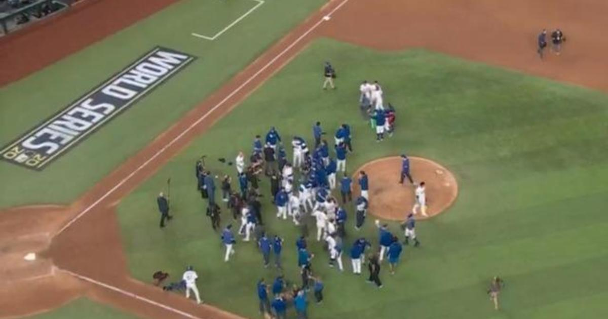 Eye Opener: Los Angeles Dodgers score World Series victory 1