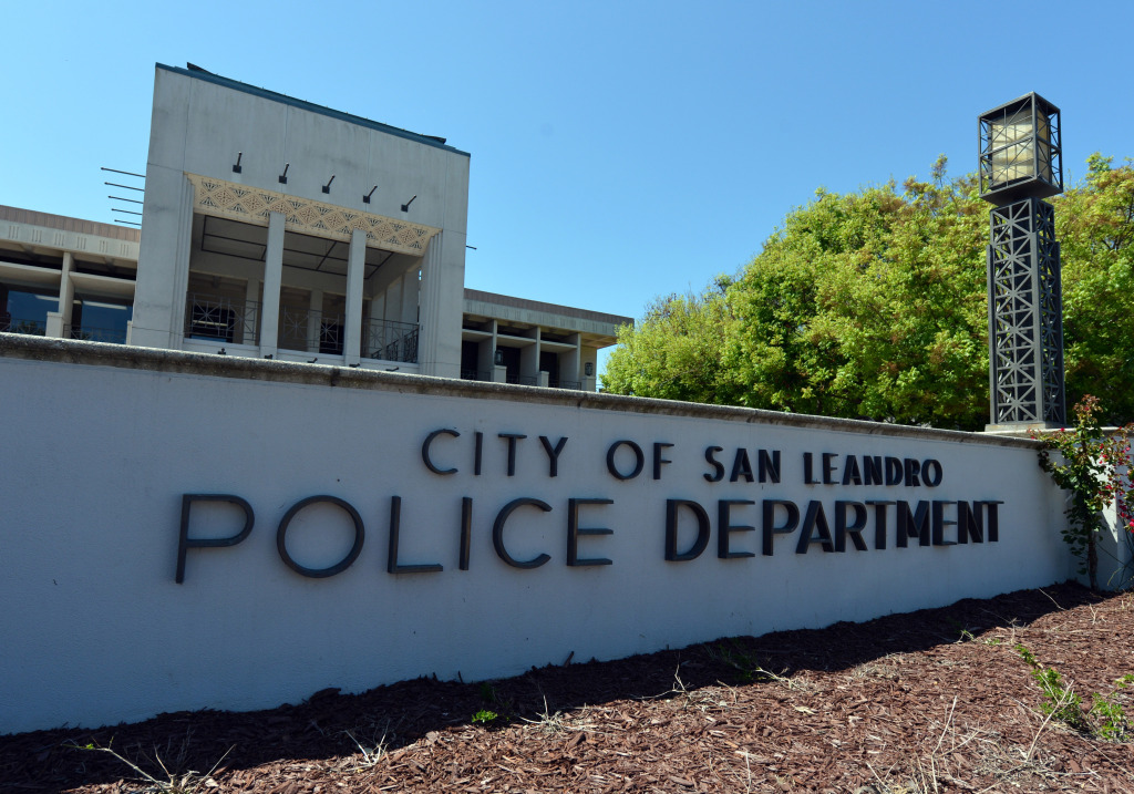 San Leandro: Police officer charged with embezzling department funds 1
