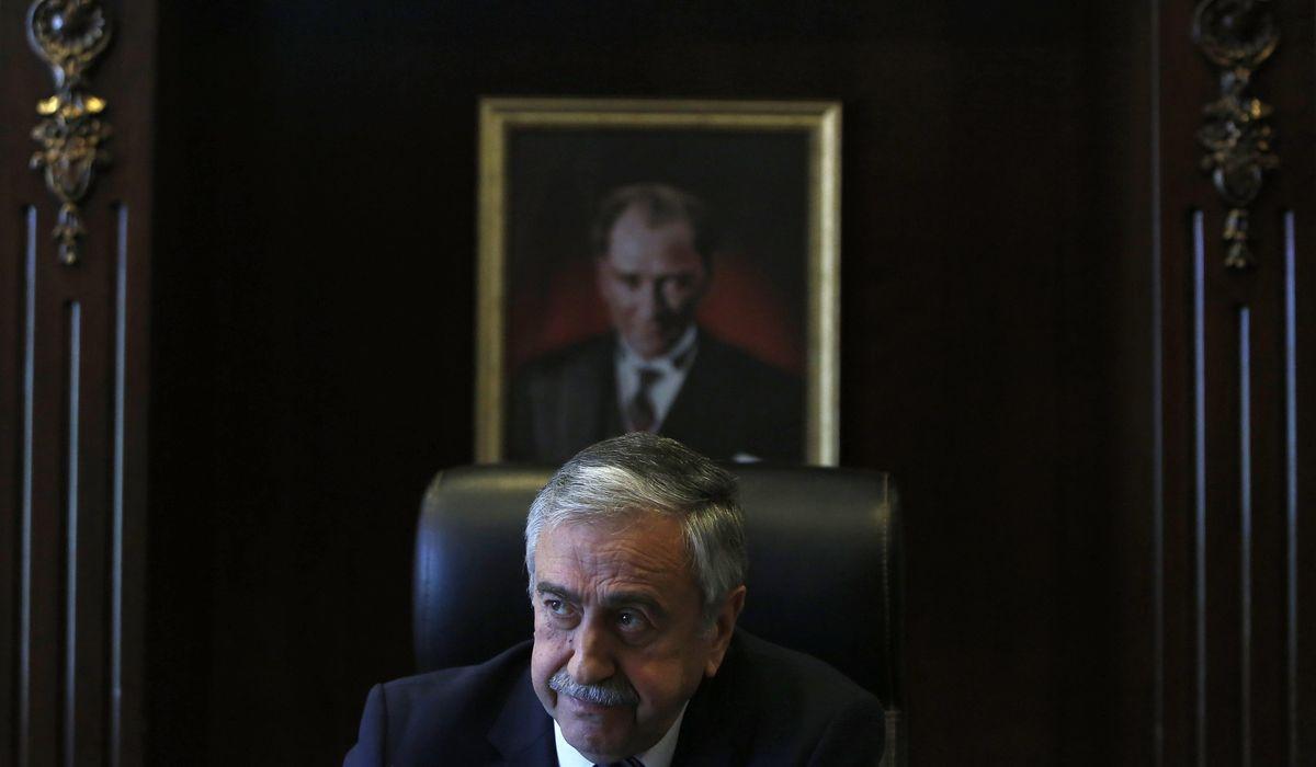 Turkish Cypriots choose leader as Cyprus talks reboot looms 1