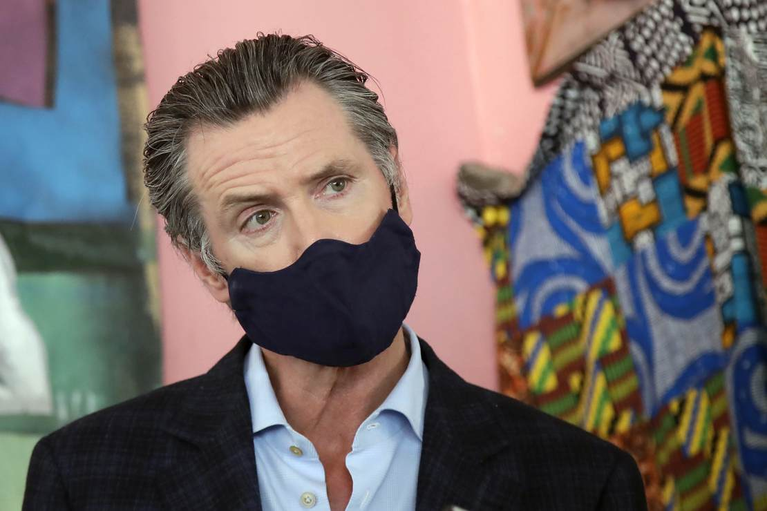 Petty Tyrant Gavin Newsom Continues to Ruin Lives, Says Amusement Parks Won't Reopen Soon 1
