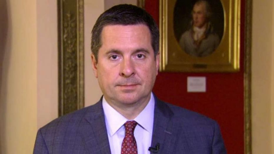 """Fed-up Devin Nunes demands ALL """"smoking gun"""" evidence against classified email abuser and accused """"Russian collusion"""" hoaxer Hillary Clinton 1"""