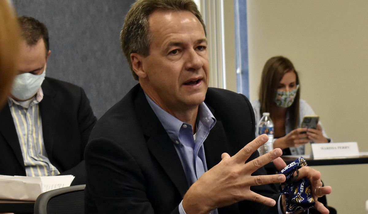 Steve Bullock open to add justices while John Hickenlooper dodges question 1