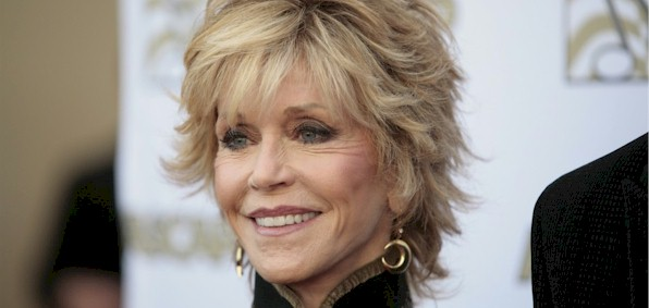 Jane Fonda says COVID-19 is 'God's gift to the left' 1