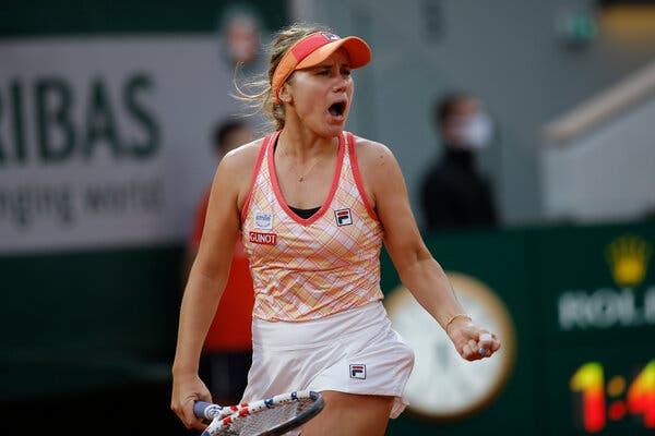 Iga Swiatek and Sofia Kenin Will Meet in the French Open Final 1