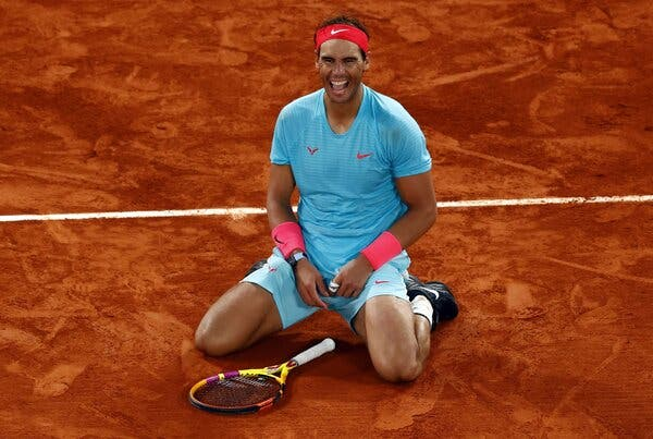 How Rafael Nadal Won The French Open and His 20th Grand Slam Singles Title 1