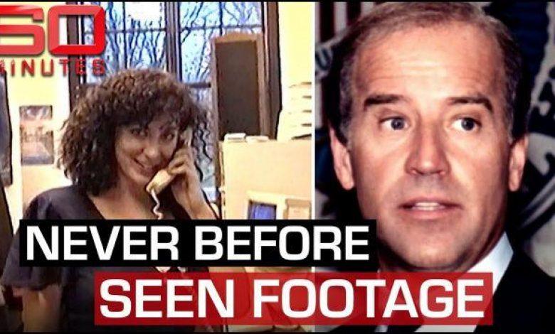 Bombshell Never Before Seen Videos From Inside Joe Biden's Office In The 1990s – Comments From Biden Sexual Assault Accuser 1