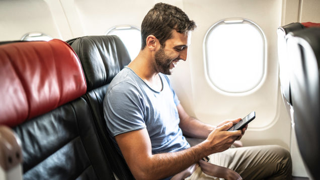 Hundreds Of Years Of Race, Class Privilege Allow Man Extra Legroom 1