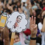 Tensions remain high between Thai government and protesters 13