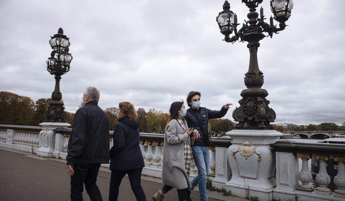 France braces for possible lockdown as virus deaths mount 1