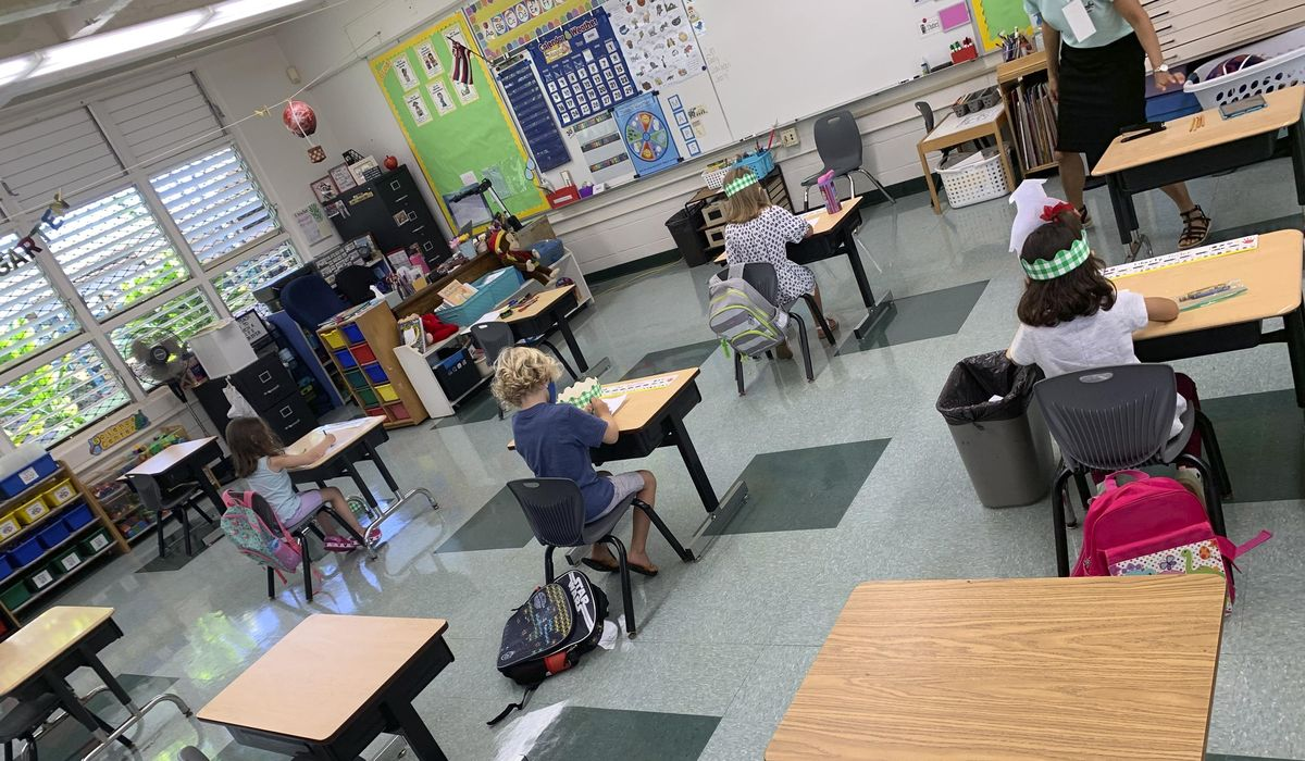 Public schools in Hawaii report 10 new cases of COVID-19 1