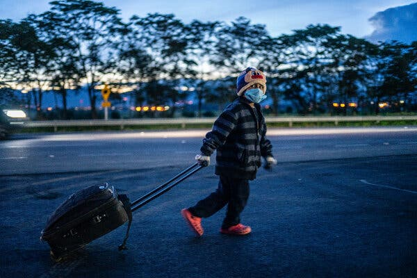 Coronavirus Strands Millions of Migrants 1