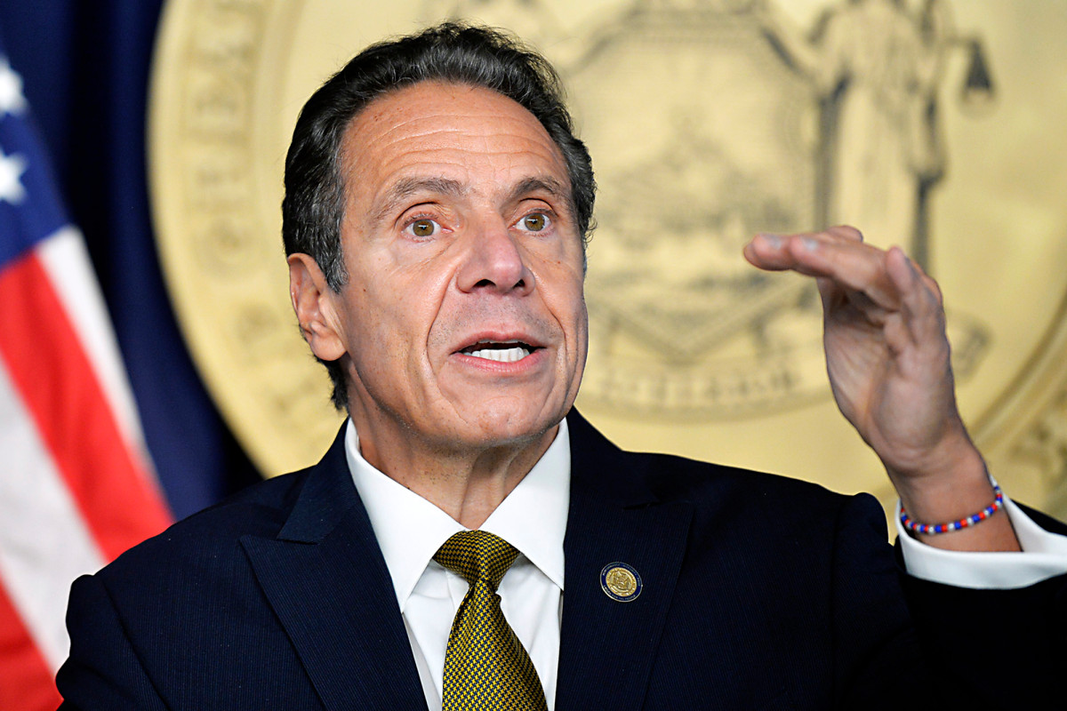 Upper Manhattan, Staten Island and Long Island heading for COVID-19 restrictions: Cuomo 1