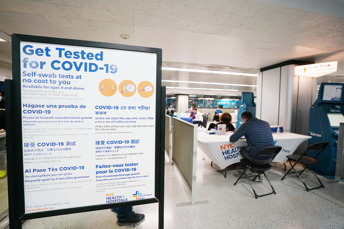 NYC opens 25 more COVID-19 testing sites to shorten long lines before Thanksgiving 1