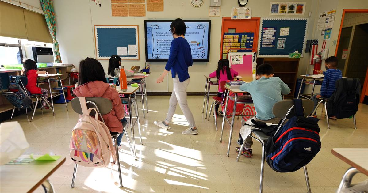 How grief training is helping educators manage pandemic-related trauma in schools 1