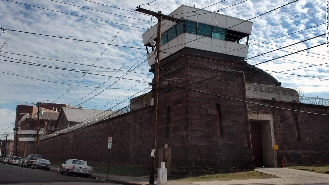 NJ releases more than 2,200 inmates in an effort to curb Covid-19 spread 1