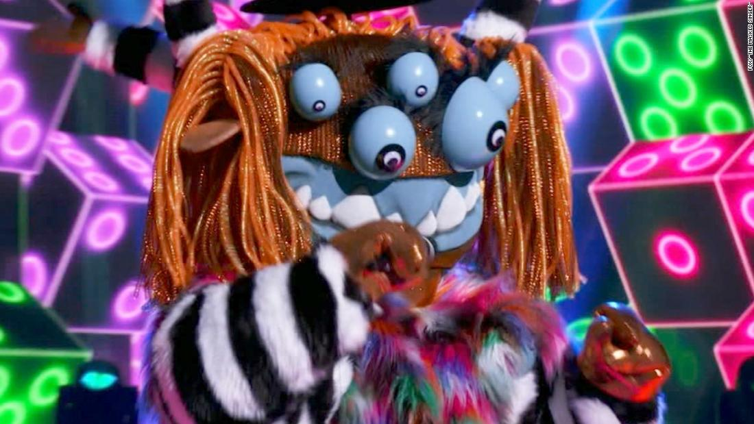 'The Masked Singer' reveals Squiggly Monster's identity 1