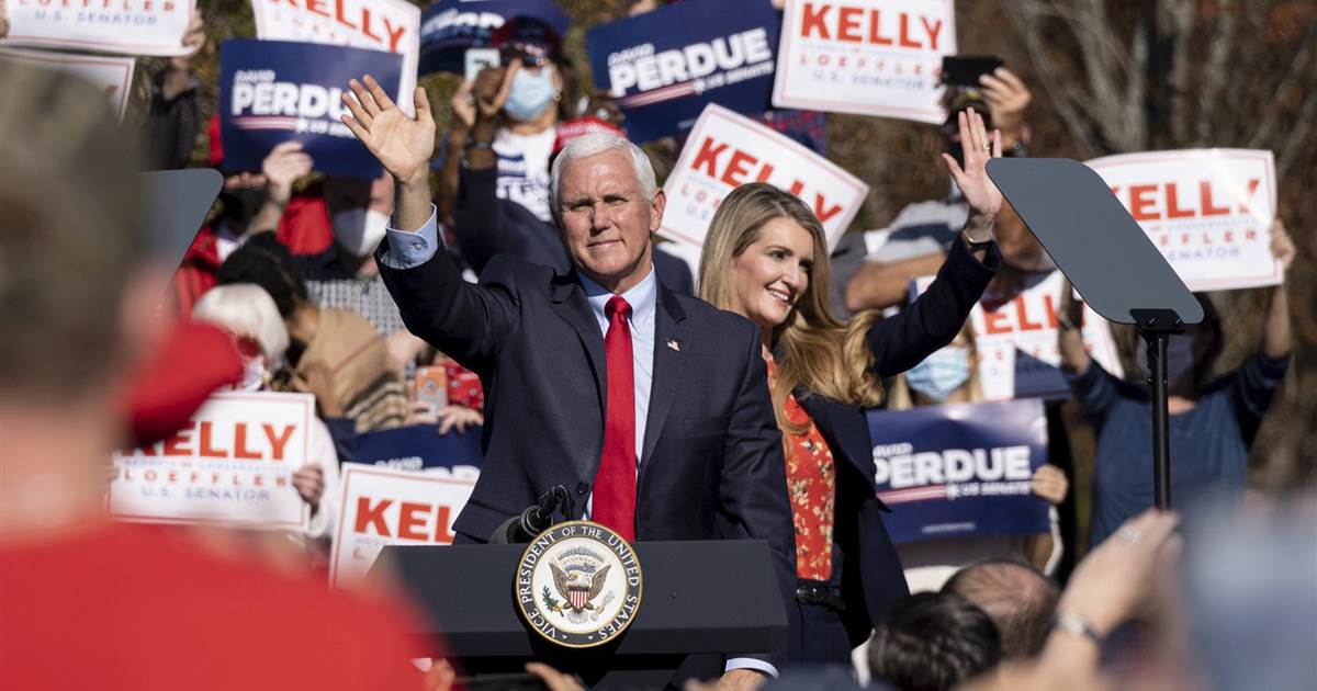 Georgia Sen. Kelly Loeffler quarantining after inconclusive Covid-19 test results 1