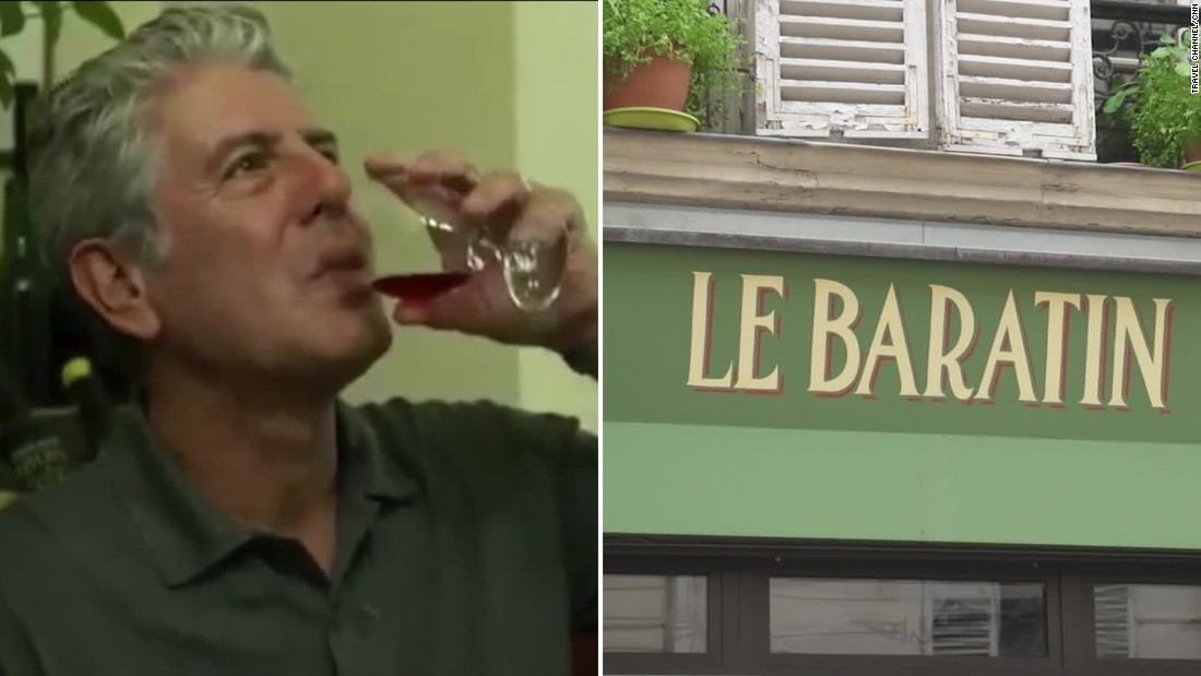 How bistro loved by Bourdain is coping with second lockdown in France 1