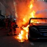 Protests take place across France against proposed security law 5