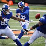 Giants' Graham Gano sharp in return from 'terrible' COVID-19 quarantine 7