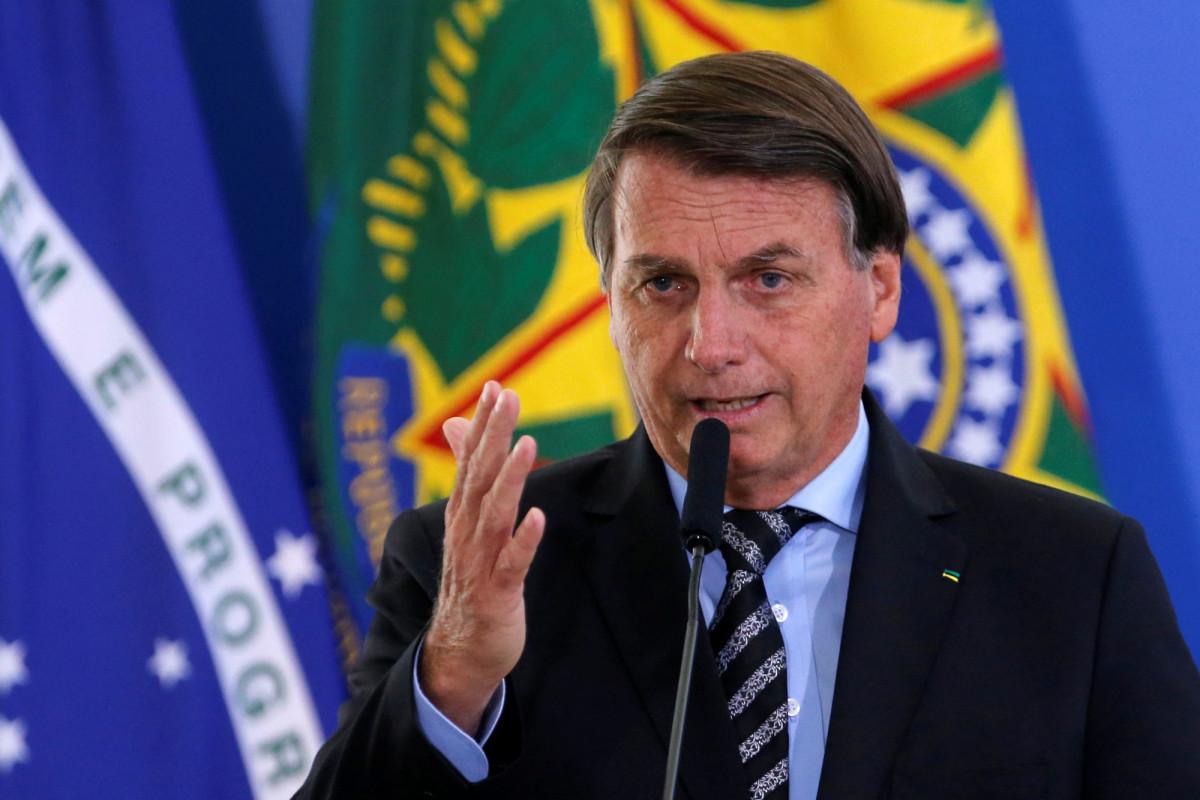 Brazilian President Jair Bolsonaro says he will not take COVID-19 vaccine 1
