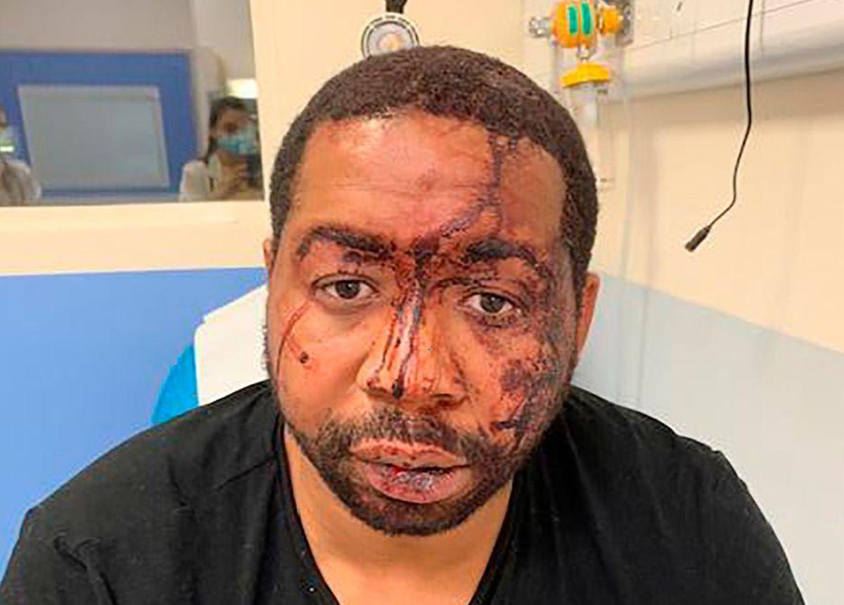 Paris police officers suspended over video showing brutal arrest of Black music producer 1