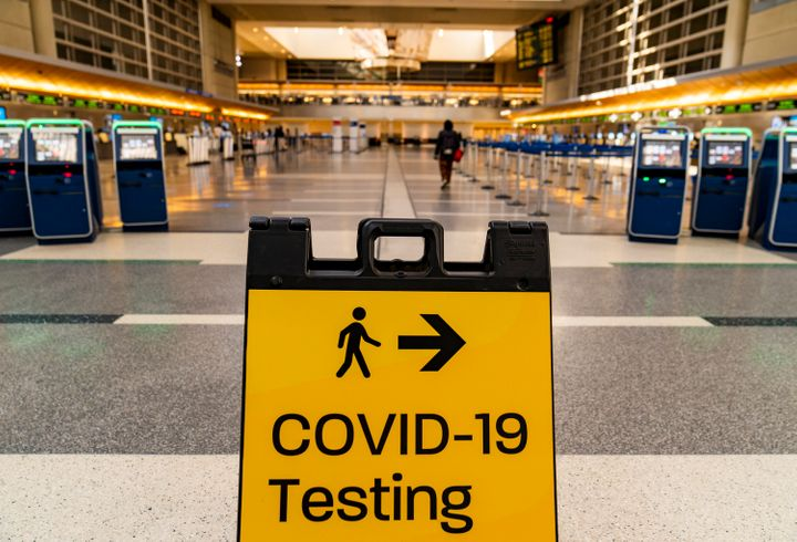 Experts Warn Of Erratic COVID-19 Testing Numbers After Thanksgiving 1