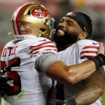 49ers' Trent Williams, Joe Walker come off COVID-19 reserve for Sunday's game at Rams 7