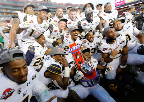 Cal reports positive coronavirus test in football player just days away from opener 1