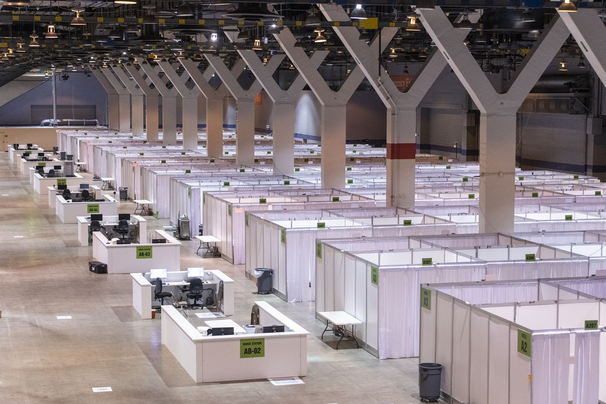 Now-closed McCormick Place COVID-19 hospital cost taxpayers $15M to staff, run 1