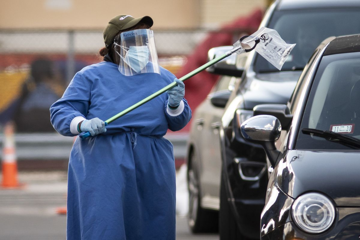 Coronavirus live blog, Nov. 12, 2020: Illinois sets more records with 12,702 new COVID-19 cases; 'Stay home as much as possible' 1