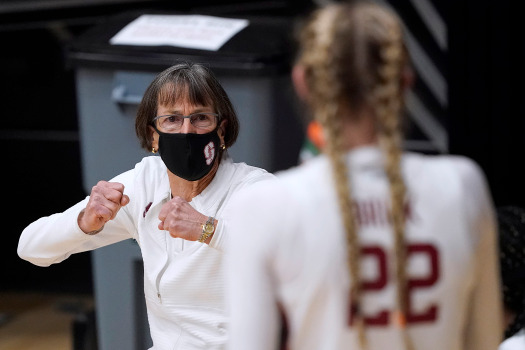 Bay Area college basketball roundup: COVID-19 forces adjustments, Stanford women roll to 68-point win 1