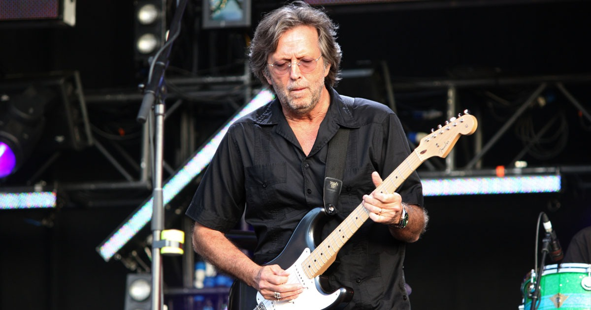 Eric Clapton Collabs With Van Morrison On Anti-Lockdown Song, Gets Called 'White Supremacist' 1