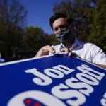 Jon Ossoff, Georgia Democrat, comments on coronavirus lockdown 6