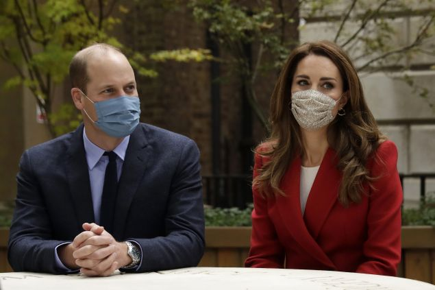Are Prince William and Kate Staying at Kensington Palace During Lockdown? 1