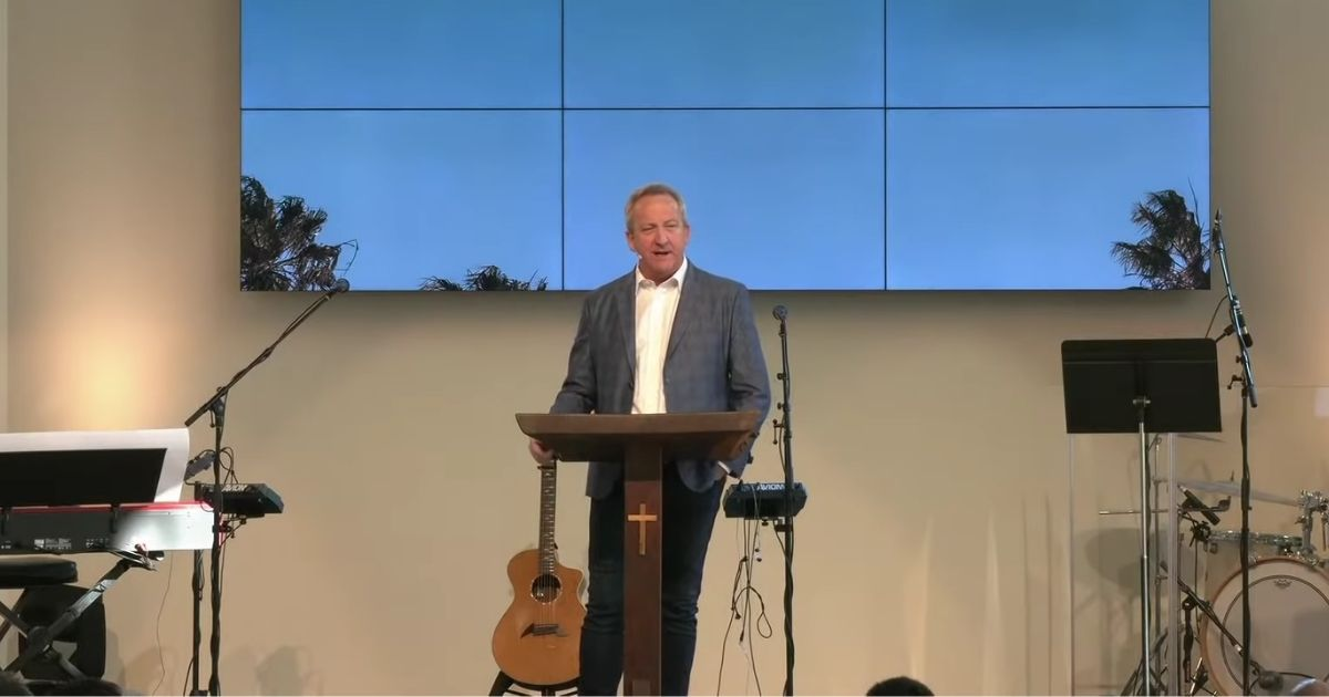 CA Pastor Temporarily Turns Church Into 'Strip Club' So That It Can Open for Services During COVID 1