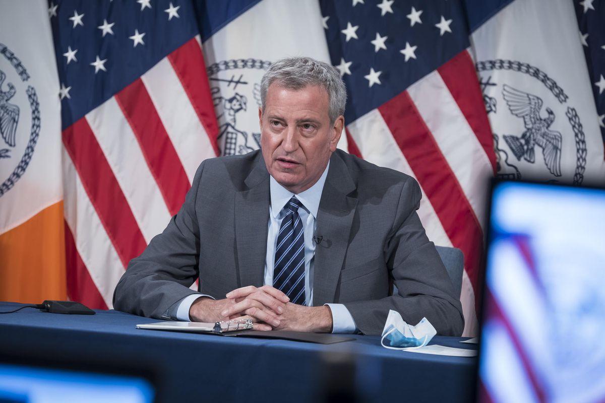 NYC public school re-opening regrets, de Blasio has a few, but stops short of saying sorry 1