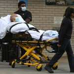 COVID-19 hospitalizations hit record high as illness peaks in three states 8