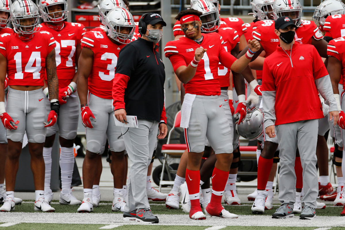 Ohio State cancels game after more positive coronavirus tests 1