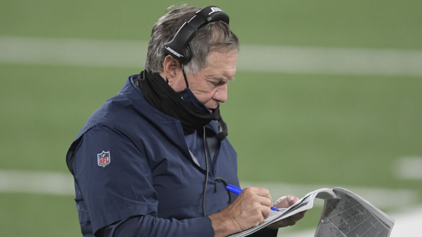 The Patriots aren't tanking; they're just very not good 1