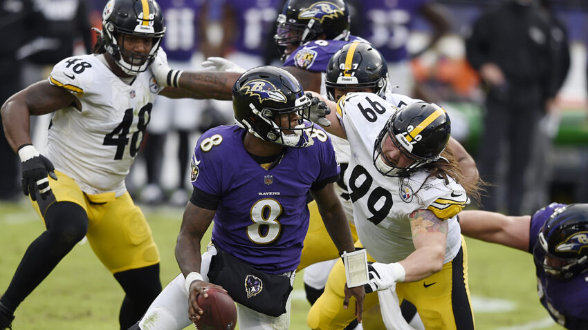 COVID-19 outbreak pushes Ravens-Steelers to next Tuesday 1