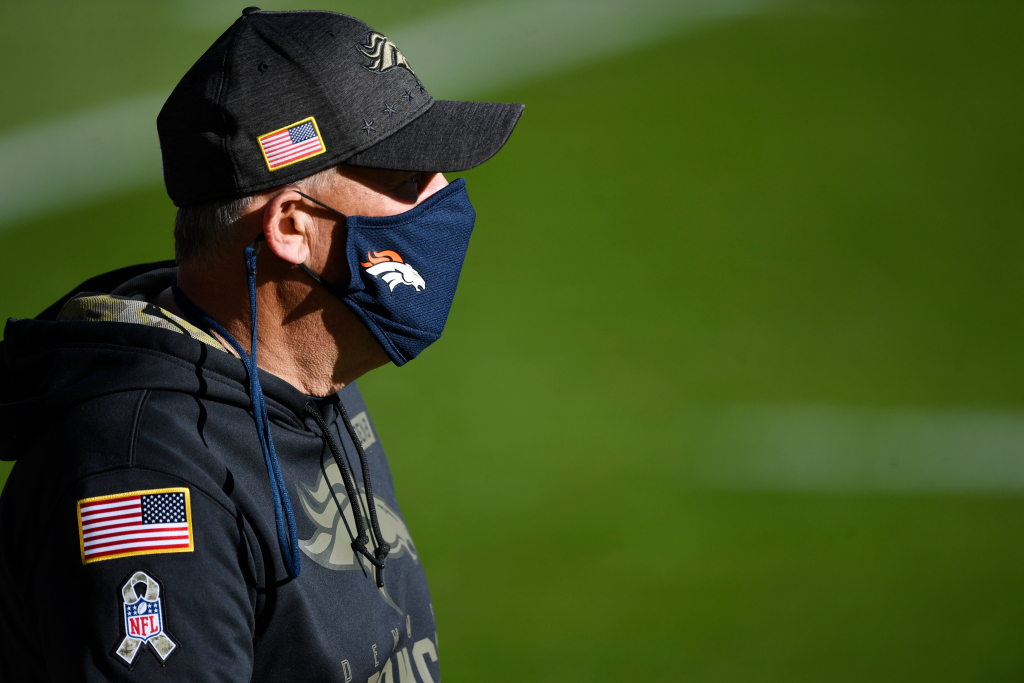 Broncos cancel practice after one player, two staff members test positive for COVID-19 1