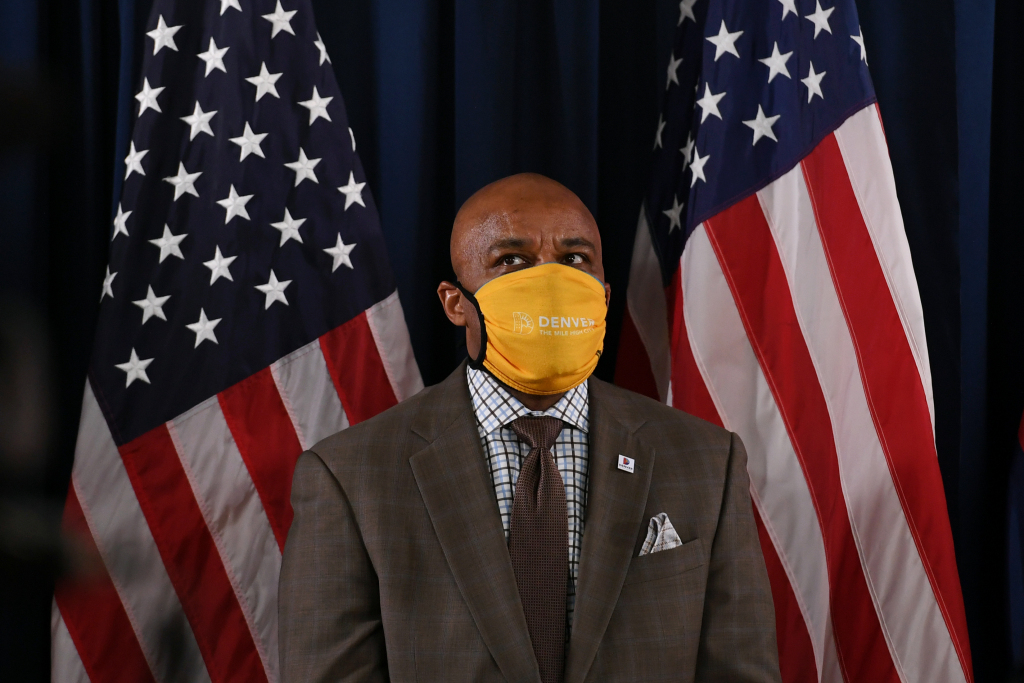 Denver's mask mandate to remain in place through early May 1