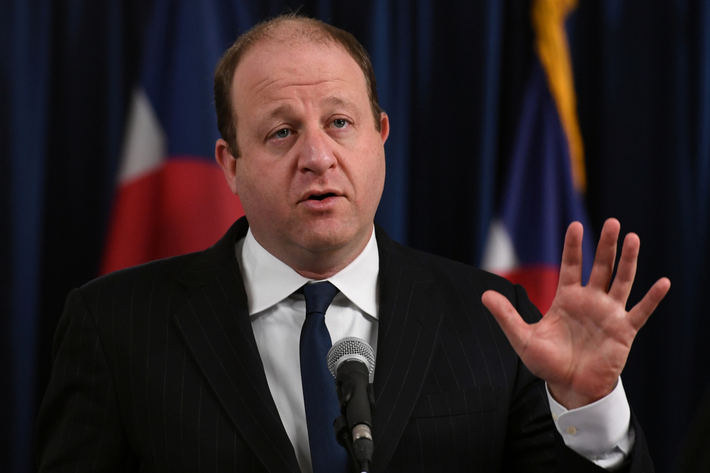 Colorado Gov. Jared Polis to quarantine after being exposed to COVID-19 1
